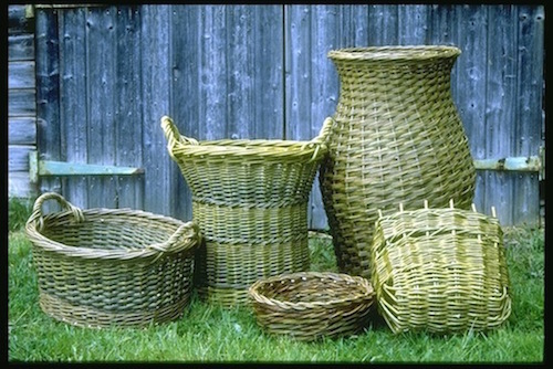 Special Branch Baskets - Jane Wilkinson